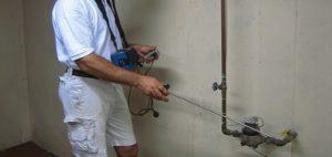 شركة كشف تسربات مياه