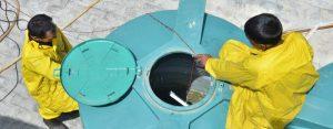 كيفية تنظيف خزانات المياه