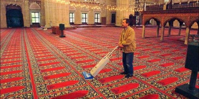شركات تنظيف المساجد بالرياض