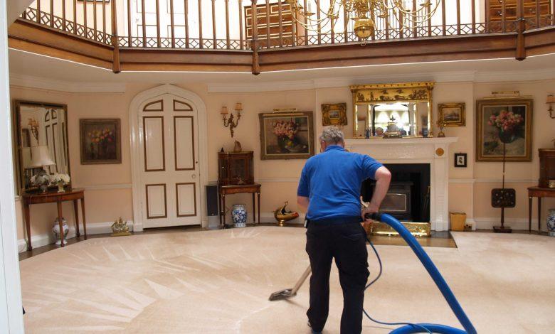 شركة تنظيف قصور في الرياض