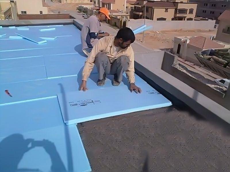شركة عزل اسطح في الرياض